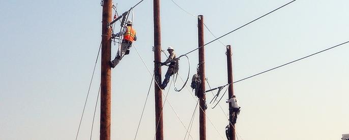 Project Highlight:  Signal Energy - Kode Novus 115kV Project