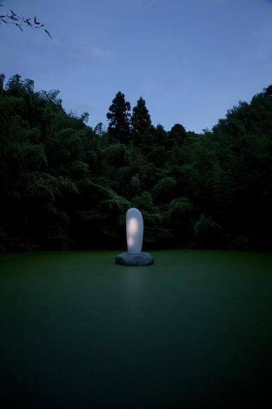 om Na H'iu II  (installation view), 2006