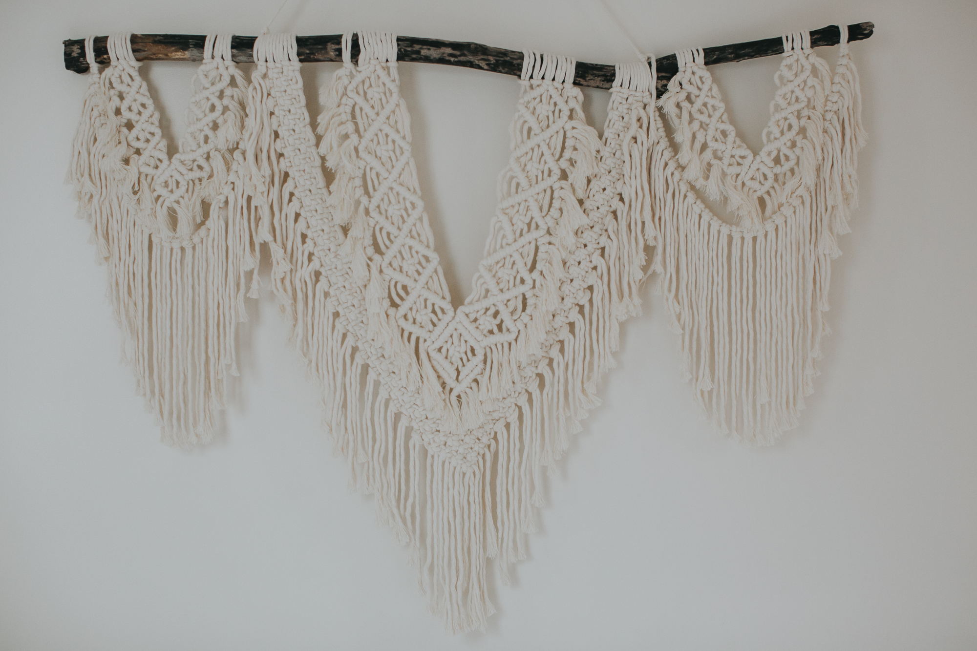 Shop this macrame wall hanging  here .
