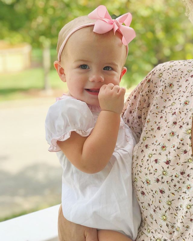 Little Miss Margaret Rose is celebrating her first birthday today!! 💕💕🥳🥳. My oh my have you thrown your momma for a loop!  But where would this world be without ya, you sweet little sass!! #margaretrose #firstbirthday #prettyinpink