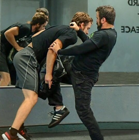 Krav Maga Knee traveler tips