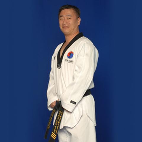 Master Min Tran   4th Degree Black Belt