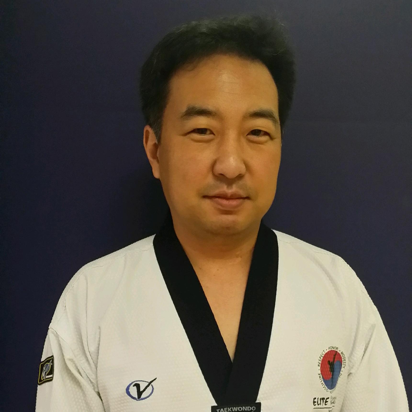 Dr. Joe Kim, Master   4th Degree Black Belt