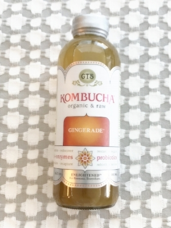 Kombucha has become a key part of my routine in 2017 and I sincerely think that it has made a difference.