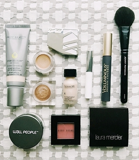 These products make getting ready in the morning quick, and always help me look (somewhat) put together.