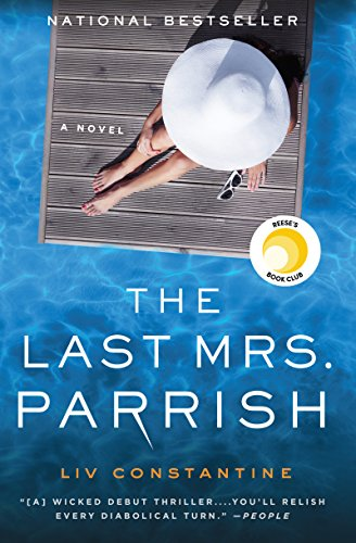 "The Last Mrs. Parrish. - ""Amber Patterson is fed up. She's tired of being a nobody: a plain, invisible woman who blends into the background. She deserves more—a life of money and power like the one blond-haired, blue-eyed goddess Daphne Parrish takes for granted.To everyone in the exclusive town of Bishops Harbor, Connecticut, Daphne—a socialite and philanthropist—and her real-estate mogul husband, Jackson, are a couple straight out of a fairy tale.Amber's envy could eat her alive . . . if she didn't have a plan.""While I enjoyed this book, I could see what the ending was going to be about a quarter into the book (I hate that!) Overall though, this really drew me in and I enjoyed the ending. I would recommend!"