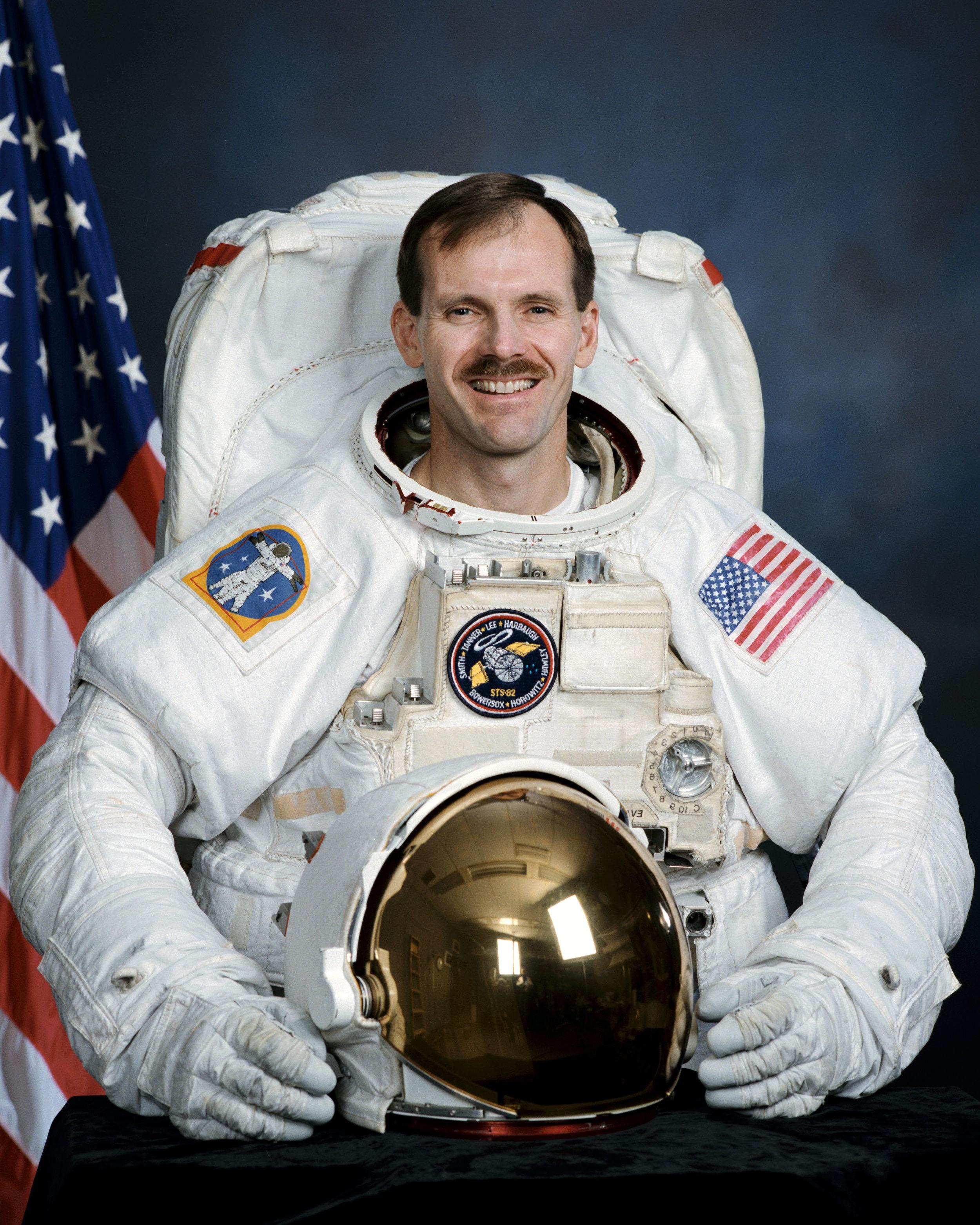 Official NASA portrait
