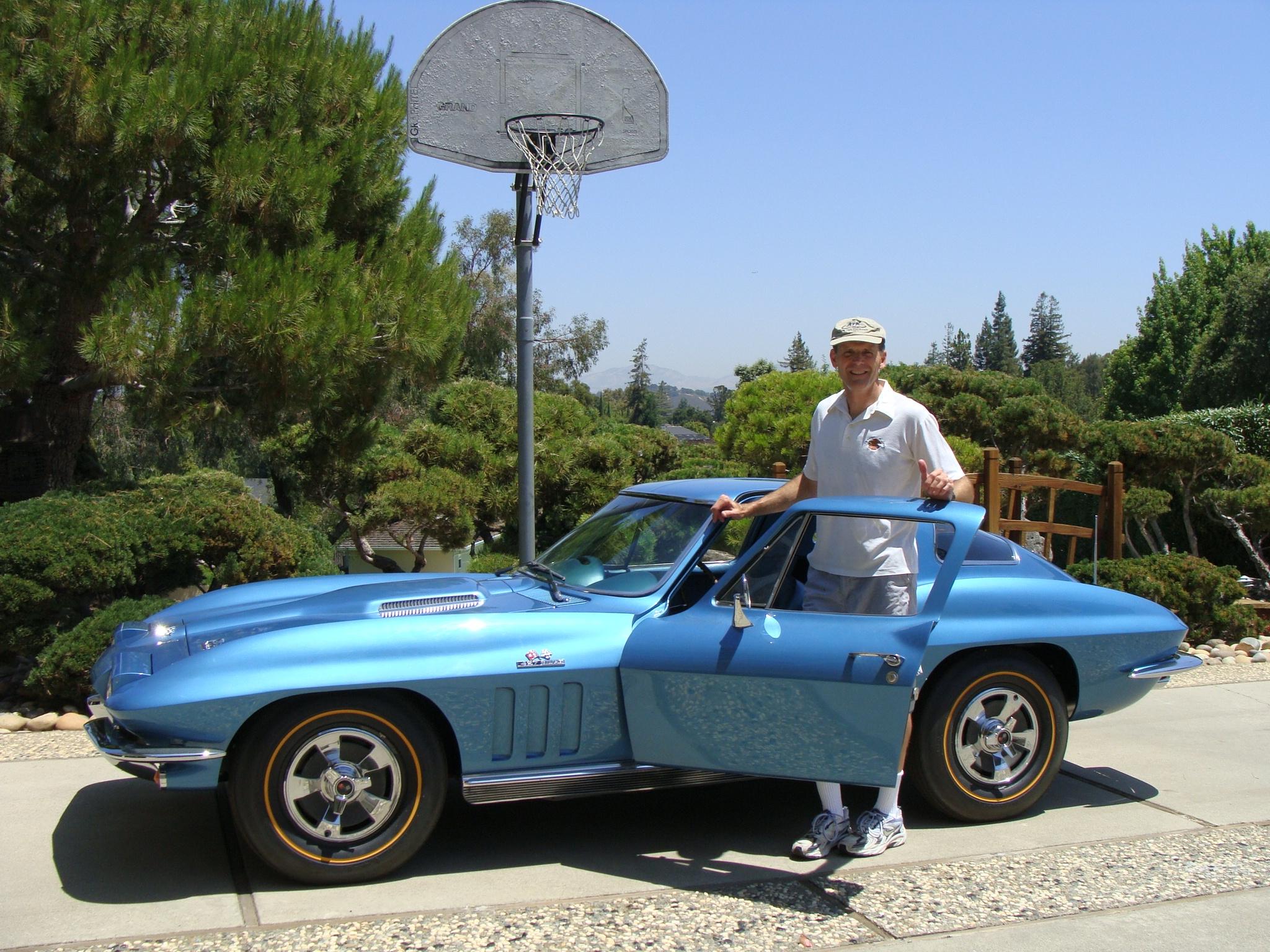 Corvette of 42 years