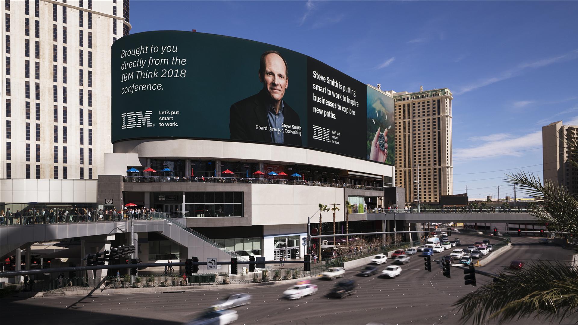 Las Vegas Billboard 2018