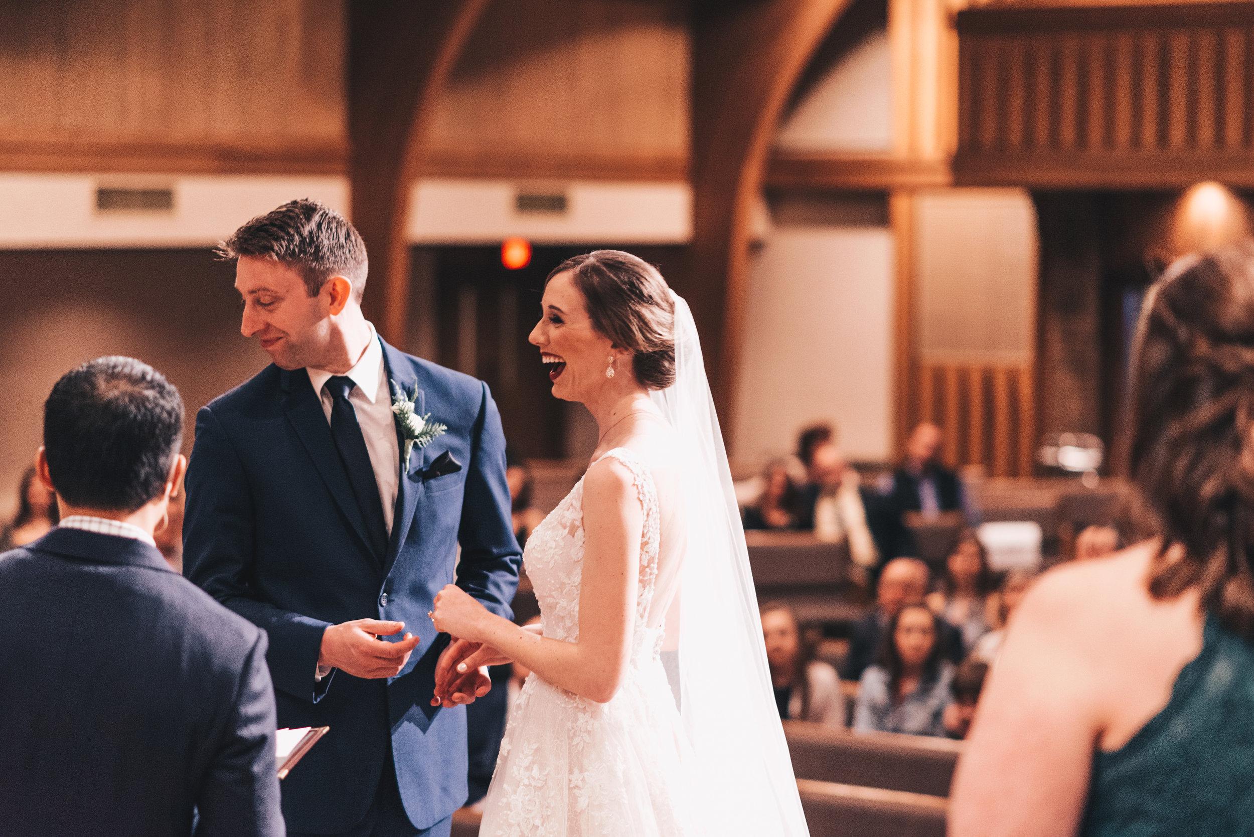 Winter Wedding, Chicago Winter Wedding, Chicago Wedding Photographer, Illinois Wedding, Illinois Wedding Photographer, Classy Modern Wedding, Ceremony Photography, Ceremony Photos