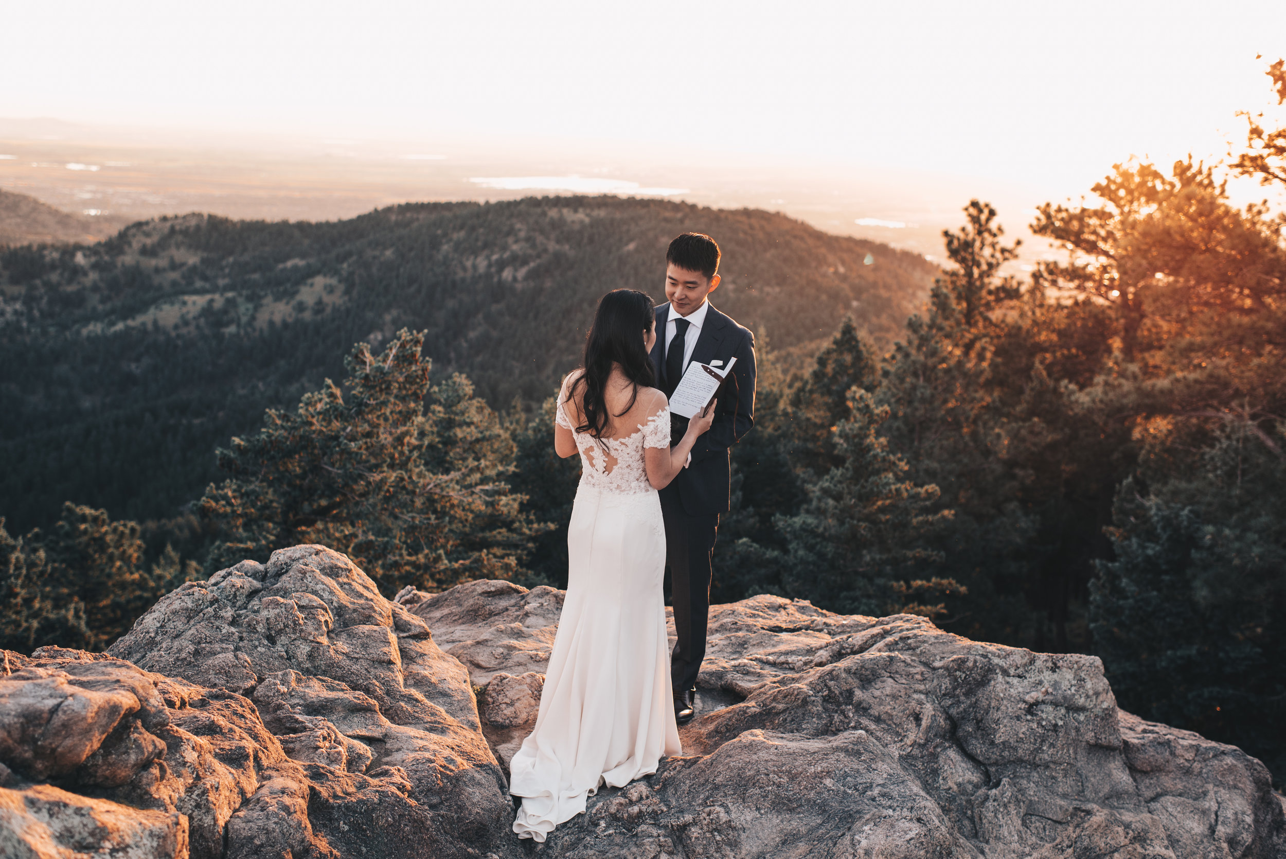 Rocky Mountain National Park Elopement, Rocky Mountain Elopement, Intimate Mountain Elopement, National Park Elopement, Intimate Colorado Elopement, Colorado Elopement Photographer, Dreamy Elopement