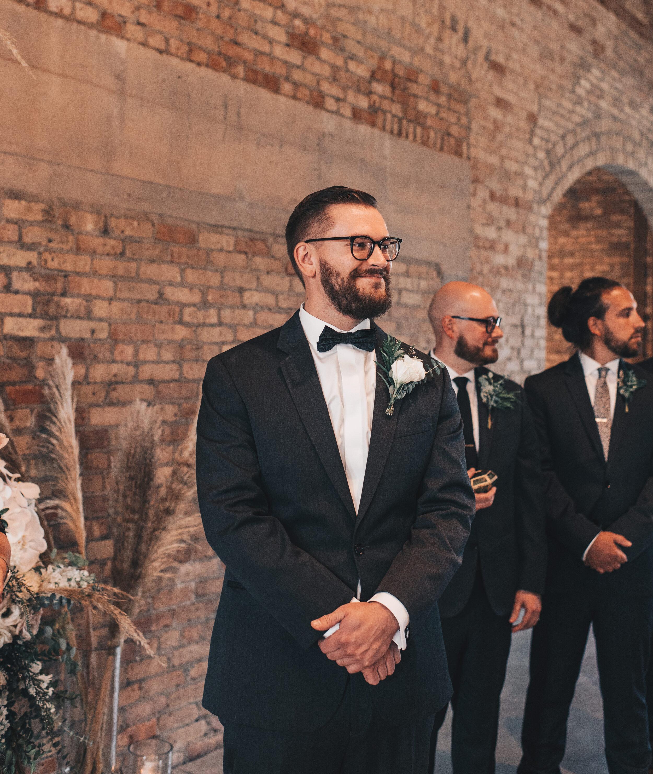Modern Industrial Wedding, The Brix on the Fox, The BRIX, Wedding Detail Photos, Modern Midwest Wedding, The Brix on the Fox Wedding, The BRIX Wedding