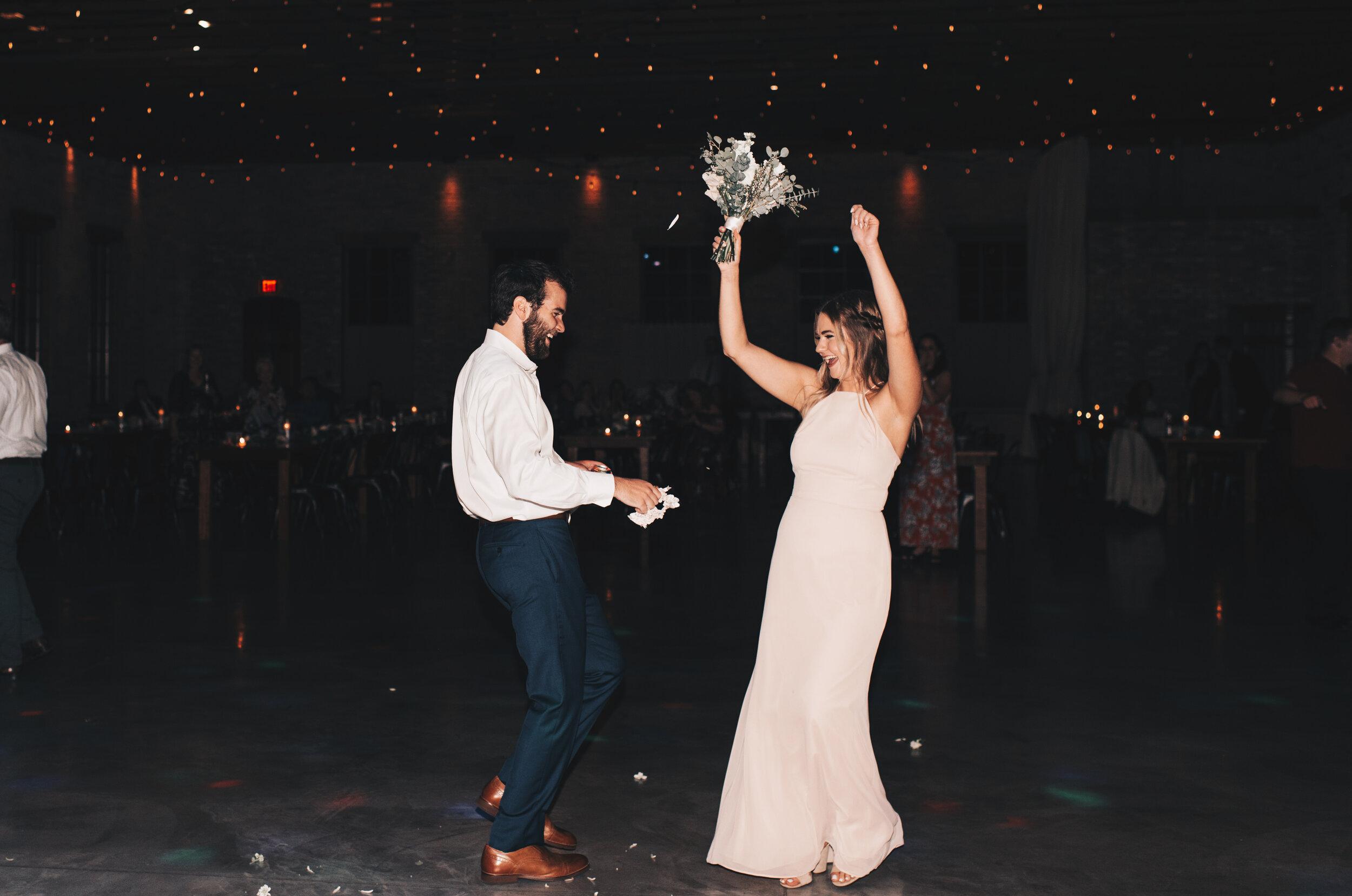 Modern Industrial Wedding, The Brix on the Fox, The BRIX, Chicago Industrial Wedding, Modern Midwest Wedding, The Brix on the Fox Wedding, The BRIX Wedding, Wedding Dancing Photos