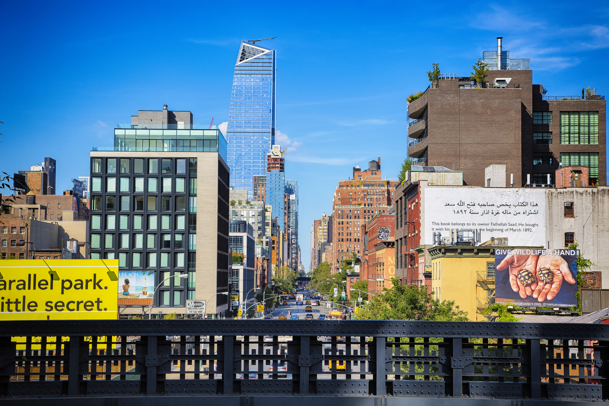 High Line at Tenth Ave