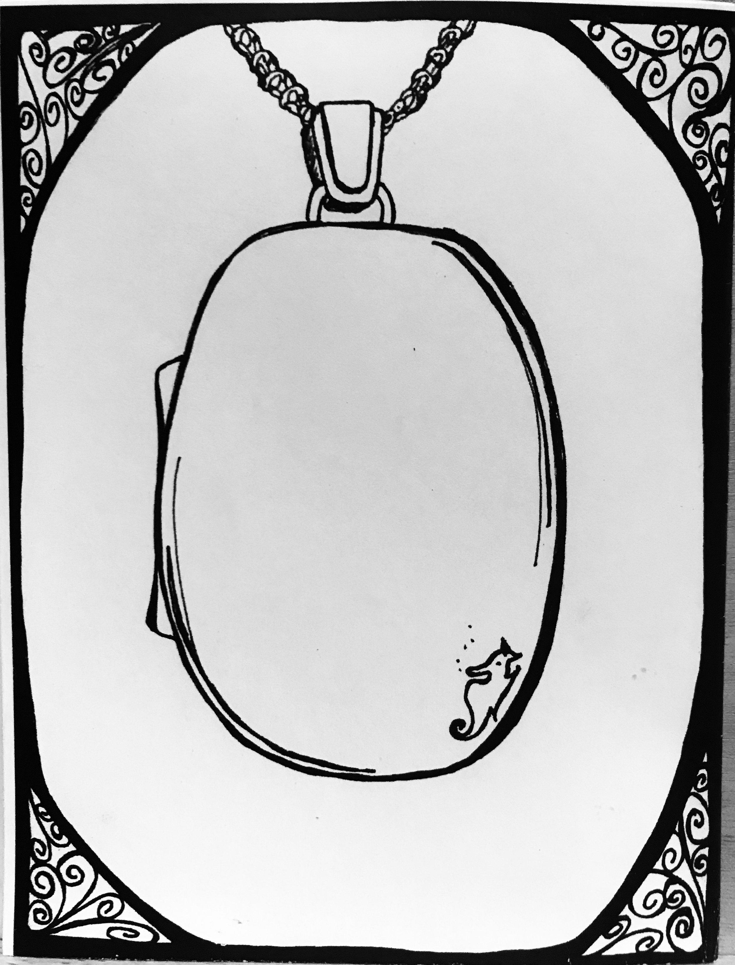 Valentine's Day Card (2008) / Back Panel
