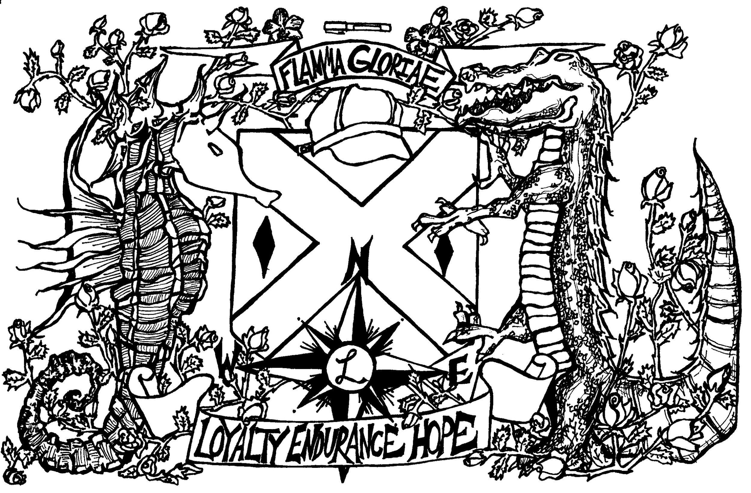 Lizz Leiser Official Crest