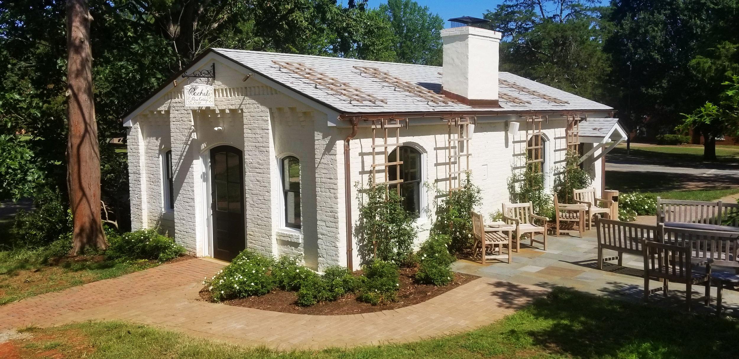Rachel Rose Cottage, Coffeshop