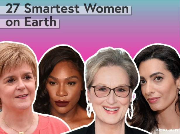Smartest Women on Earth
