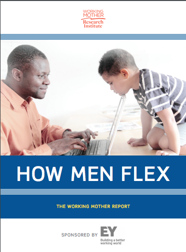 men and flexible work