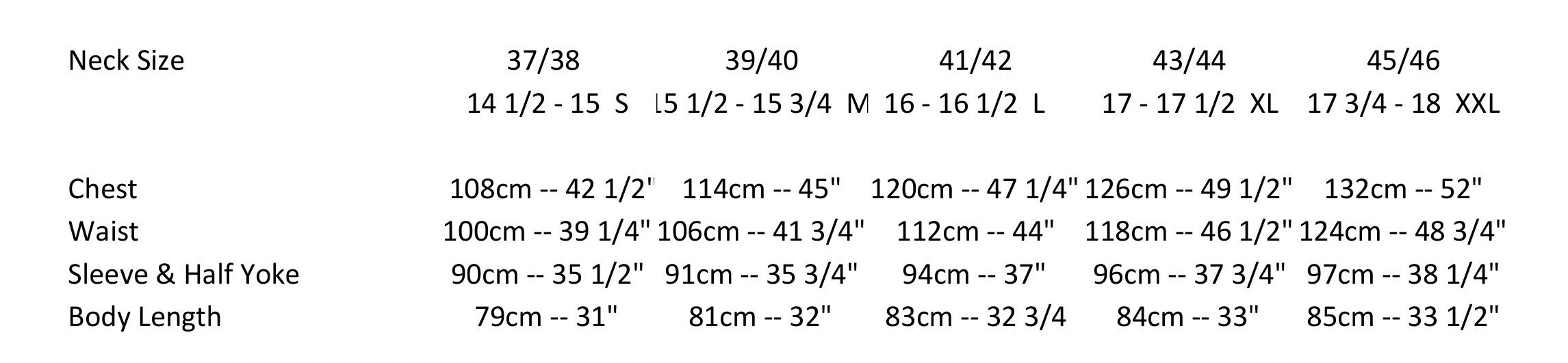 Eton Contemporary Fit Size Chart.jpg
