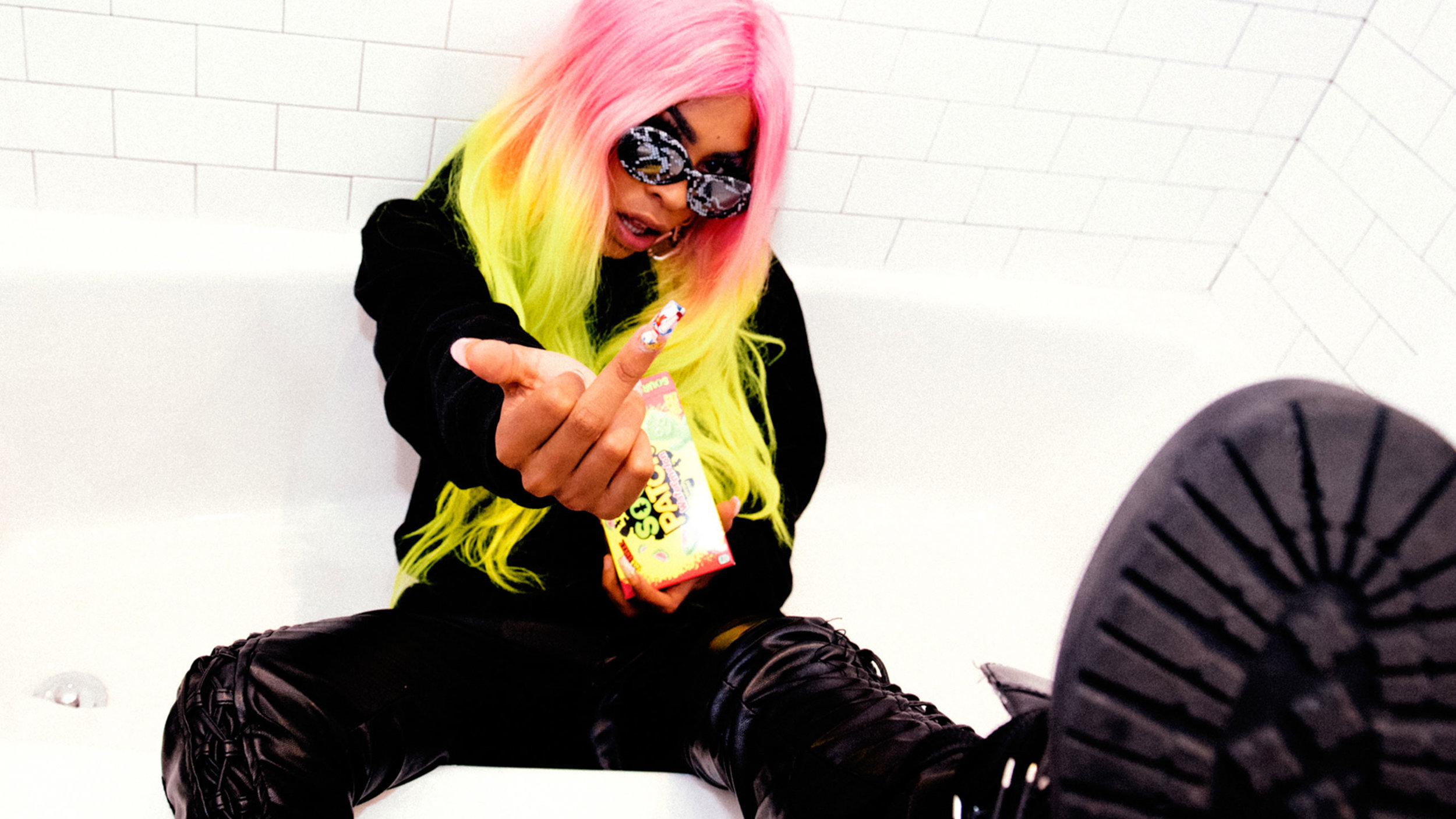 - Rico Nasty for RedBull