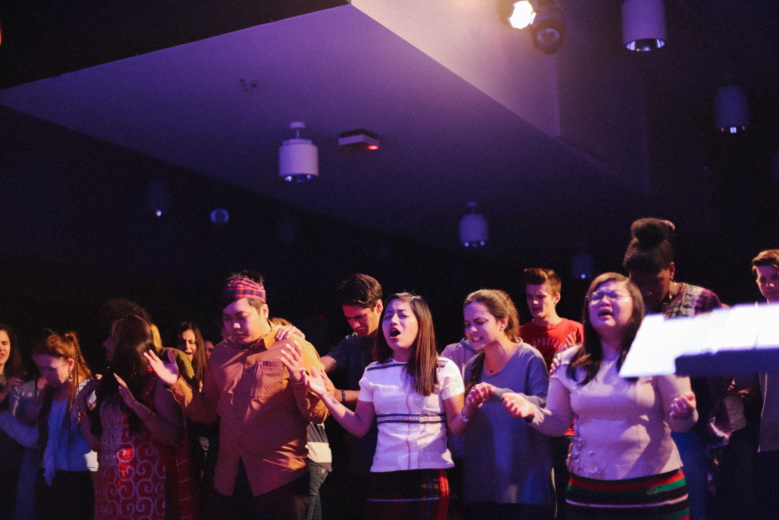 Chapels - Students at Victory College experience spiritual growth through chapels every week. Through student-led worship, spirit-empowered messages, and community, students are refreshed and challenged to fulfill the call on their life.