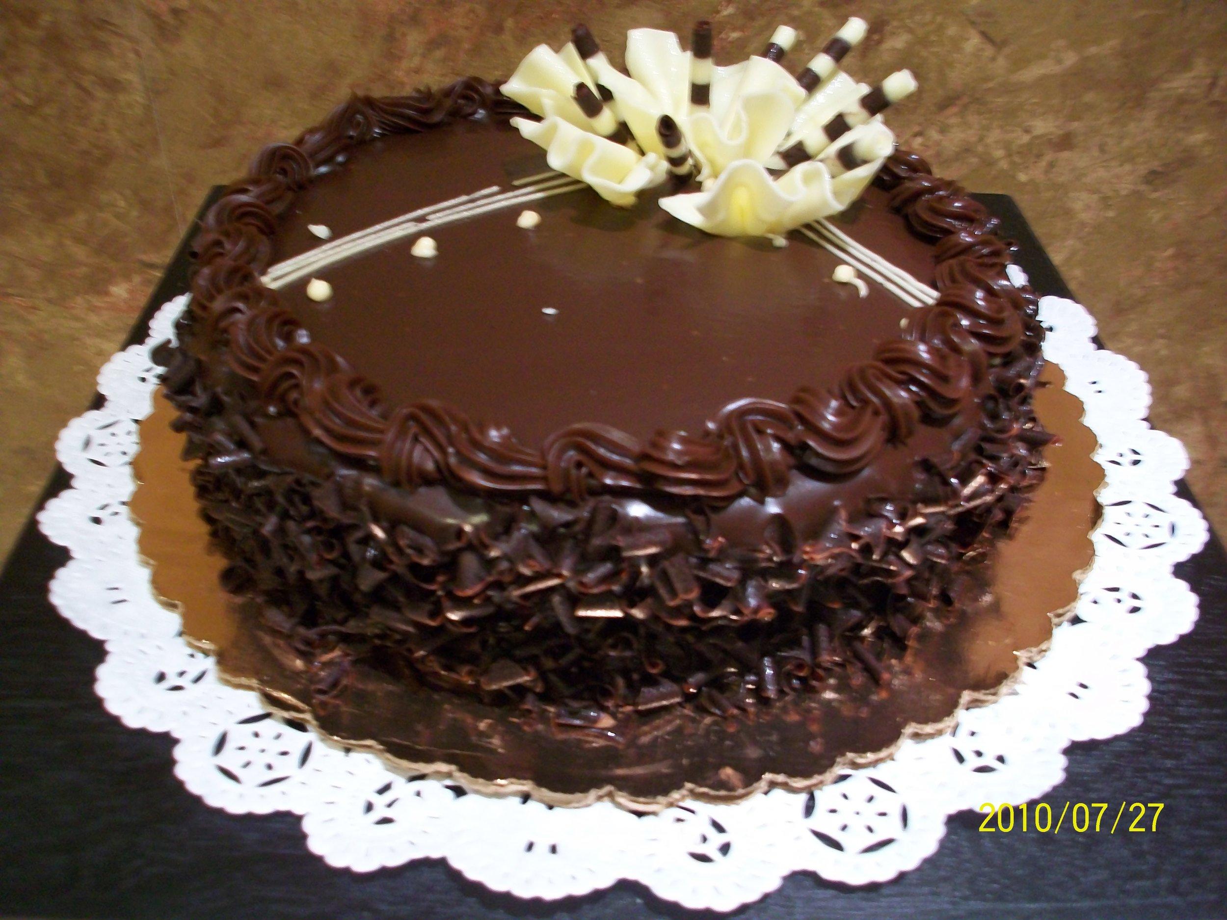 Chocolate Decadence Torte