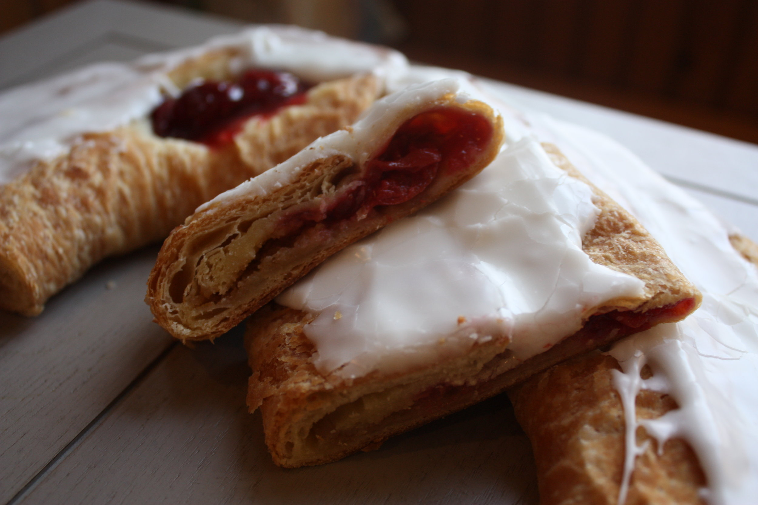 Your home for the Wisconsin Kringle - Why get them shipped when you can get them fresh from your local bakery?