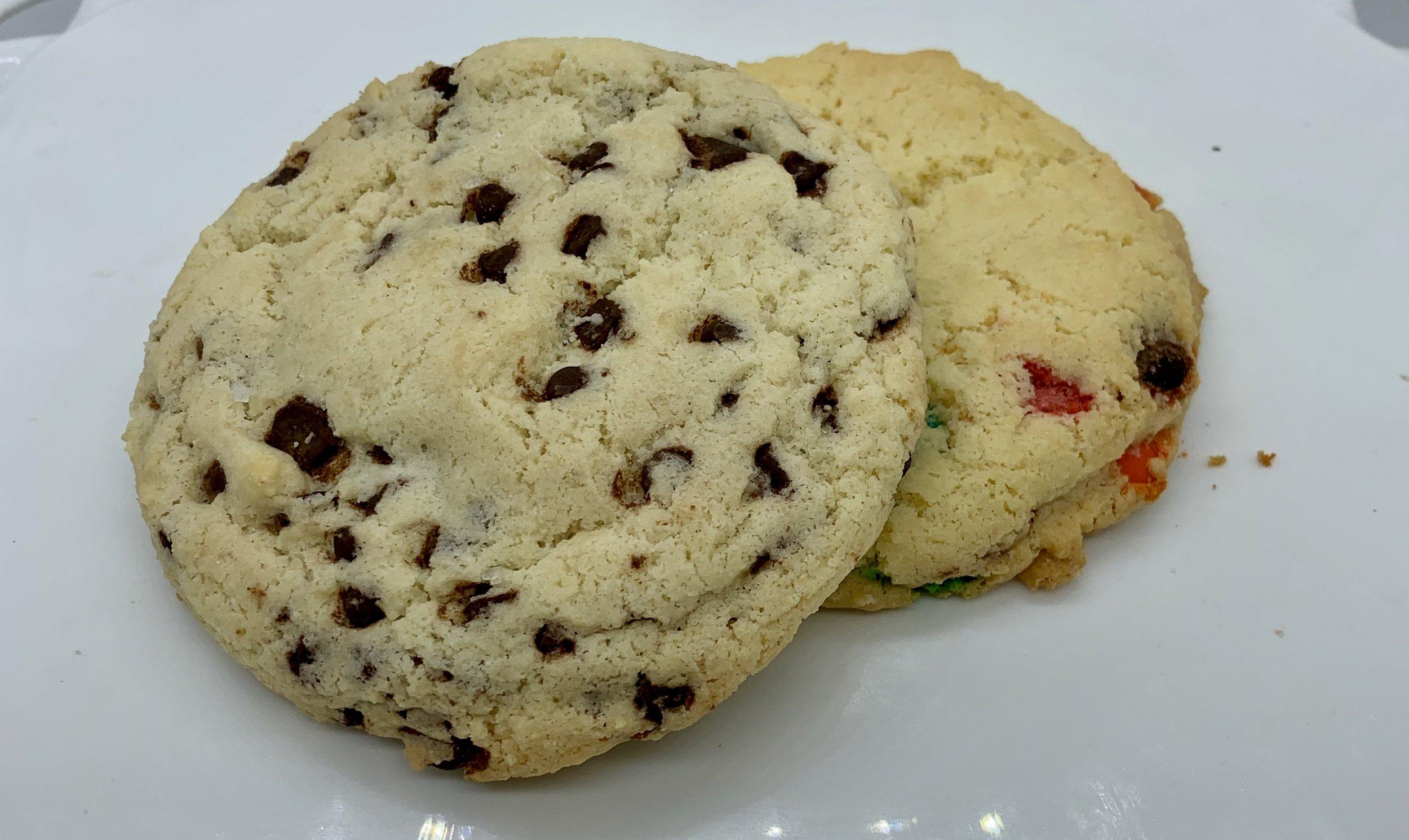 Cookies - Chocolate Chip CookiesM & M Cookies