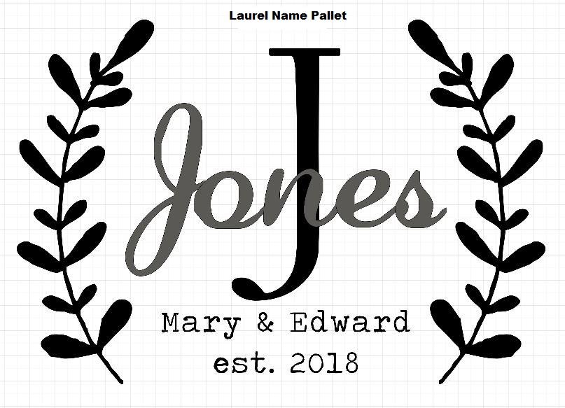 Pallet - Laurel Name.JPG