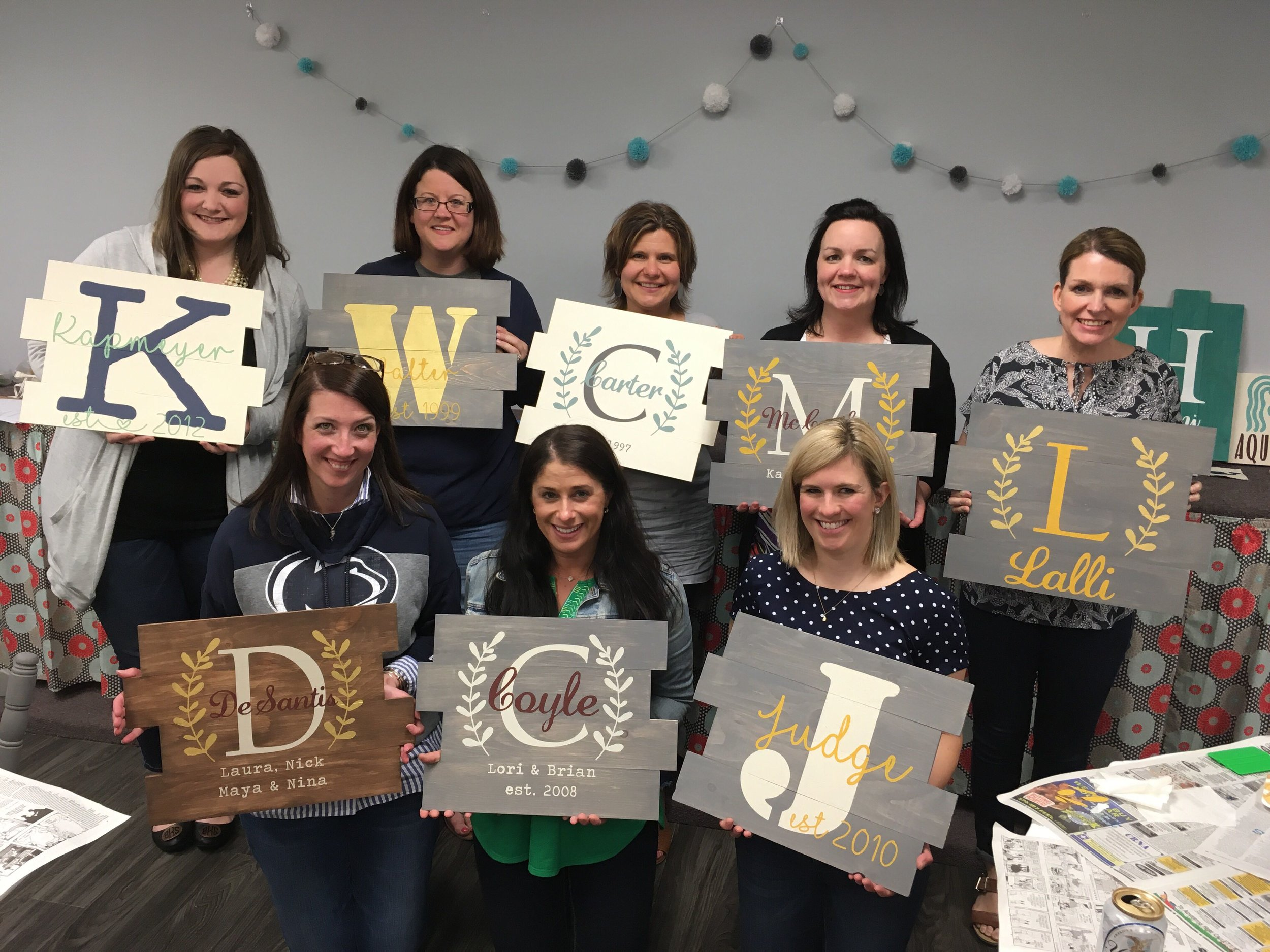 Adult Sign Class