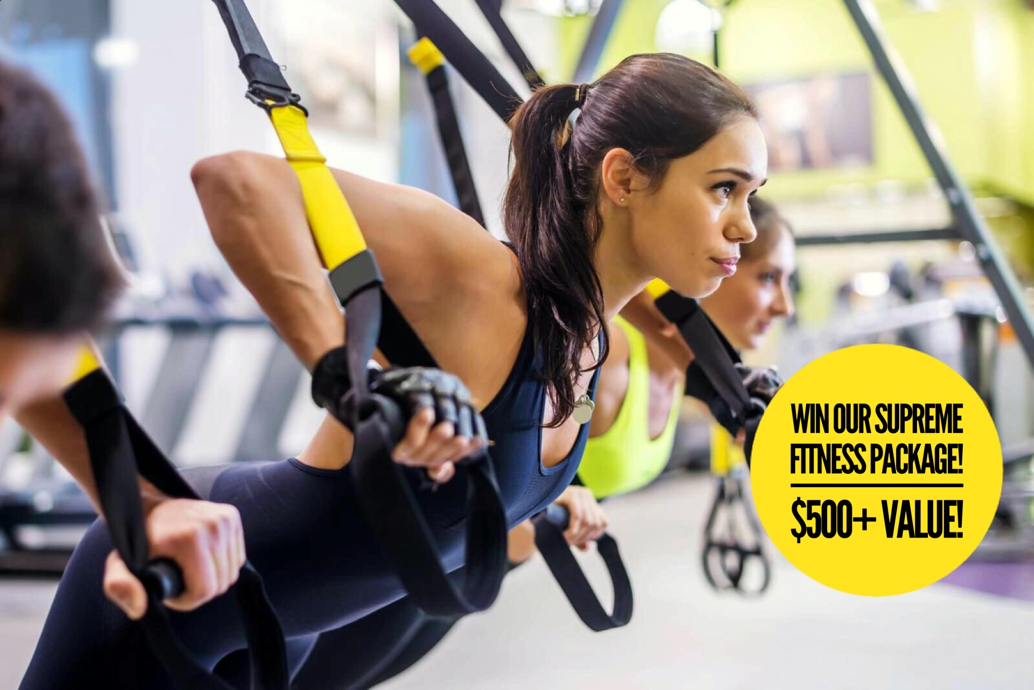 Suspension House Fitness Supreme Giveaway