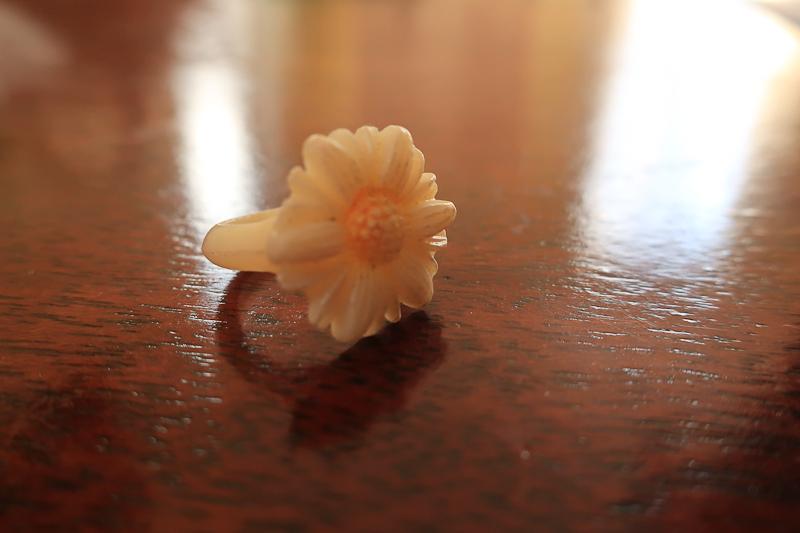 Childhood ring.