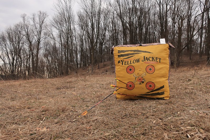 Target practice, March 20, 2018