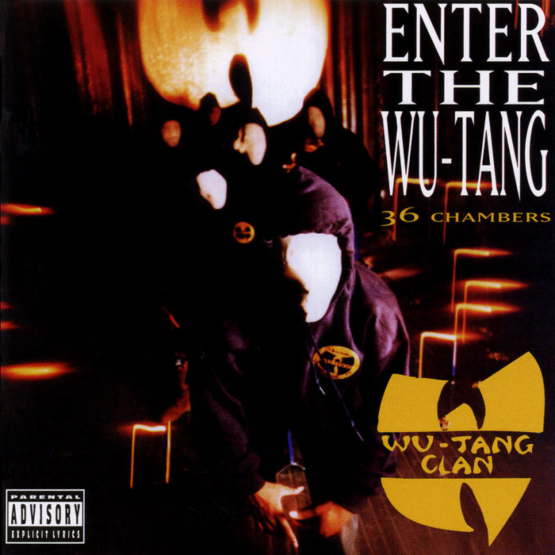 CLASSIC RATING: 6 OUT OF 6 - Enter The Wu-Tang: 36 Chambers (Nov.9, 1993)
