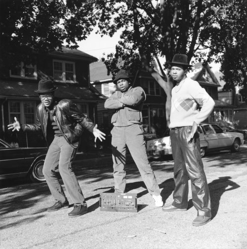 RUN-D.M.C.'s neighbourhood of Hollis, Queens, was far more comfortable than say the South Bronx of the early 80s