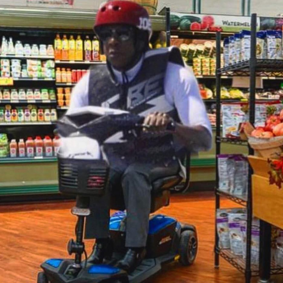 Jay-Z's taking it easy these days in his older age