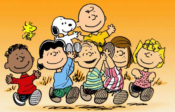 The Peanuts cartoon by Charles M. Schulz ran from 1950 to 2000