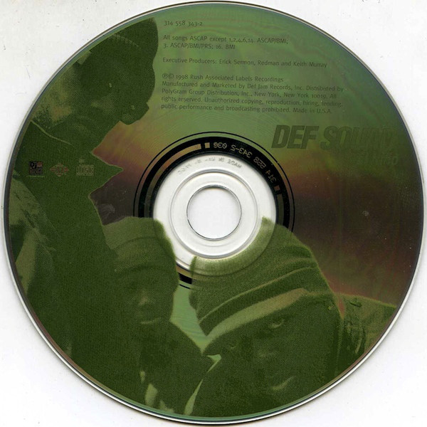 A nice CD shot for all you Compact Disc fans out there
