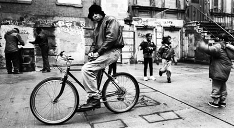 """It's well known that LL Cool J likes to ride his bike, but a close look at the next photo (below) we see in fact that LL  doesn't  have """"ghetto leg"""" - Photo courtesy of   @LLCOOLJ"""