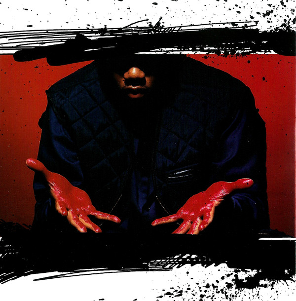 Another shot of Redman in CD inlay artwork for  Whut? Thee Album