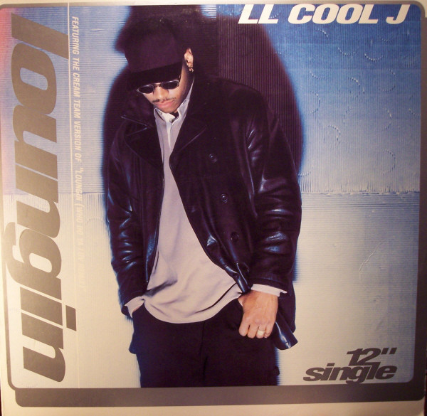 """""""Loungin"""" (Who Do Ya Luv)"""" was one of two platinum singles on  Mr. Smith , this one being the most successful with 1.3 million sold in the U.S. (this is the single cover)"""