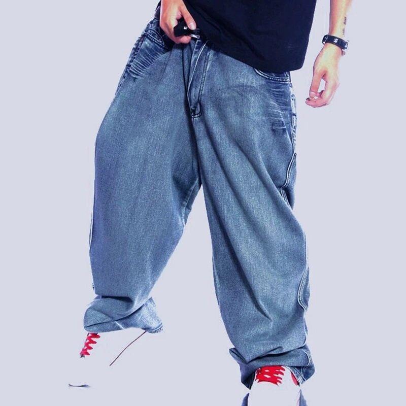 baggier pants
