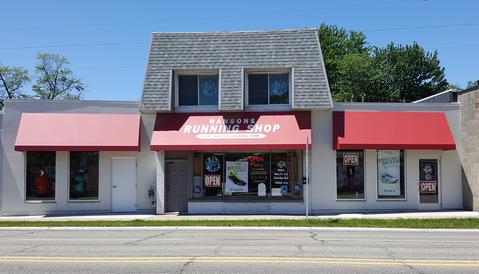 Hansons Running Shop, Royal Oak.