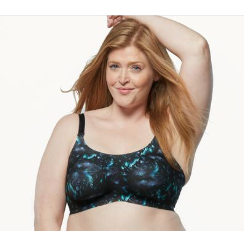 Knix Wear8-in-1 Evolution Bra - This is my favorite bra for yoga or pilates. Anything that doesn't involve a ton of impact. This bra stretches and moves with your body and the fabric dries very quickly.