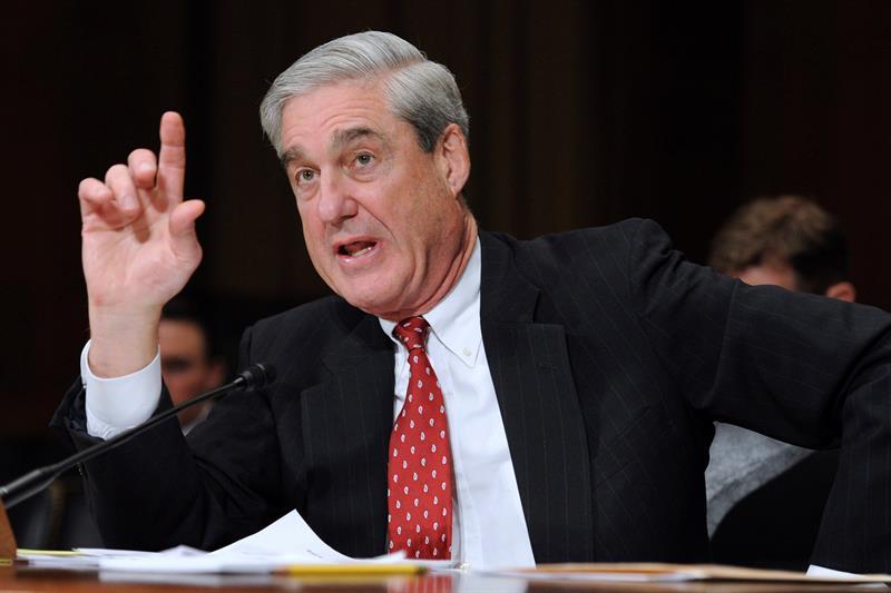 Los demócratas de EE.UU. estudian vías para proteger al fiscal de la trama rusa .jpg