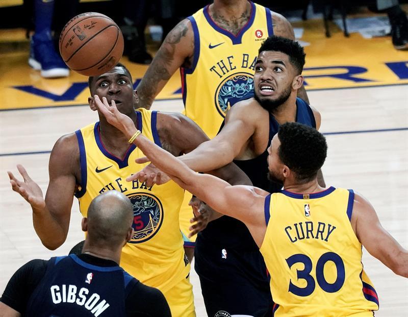 Los Warriors se exhiben con Durant; los Thunder lo hacen con Westbrook .jpg
