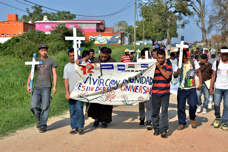 Centroamérica sigue siendo un nicho de violencia, pese a la bajada estadística .jpg