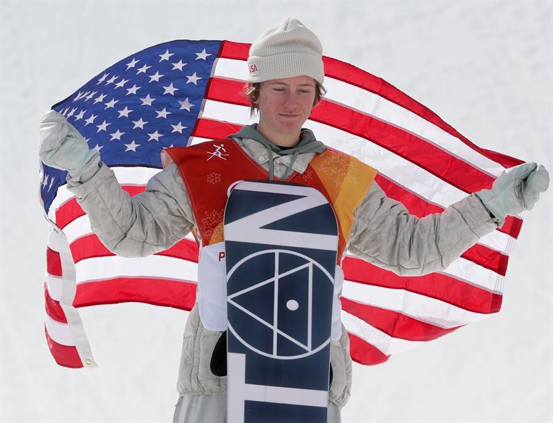 Gerard gana el primer oro de snowboard y de EEUU en PyeongChang con 17 años .jpg