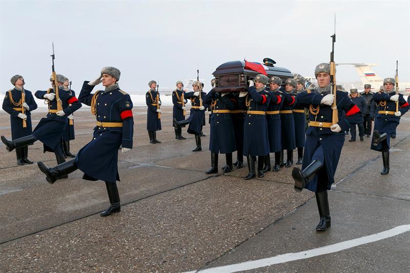 El Kremlin admite que en Siria pueden combatir rusos que no son militares .jpg